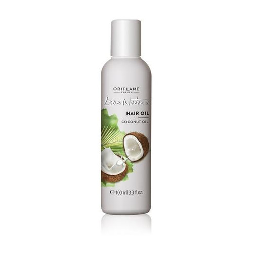 Oriflame Love Nature Hair Oil Coconut Oil 100 ML