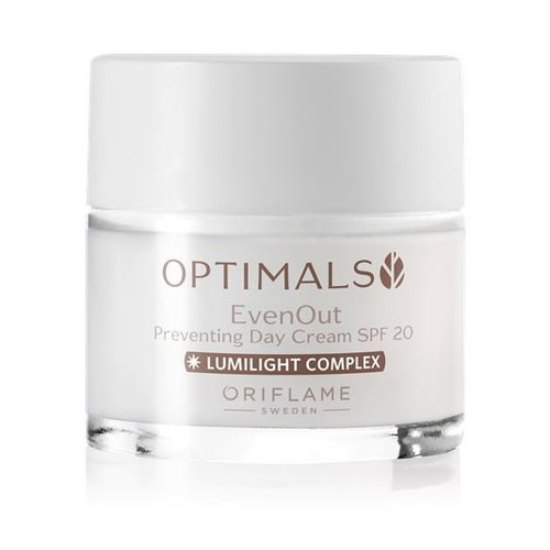 Oriflame Sweden Optimals Even Out Preventing Day Cream SPF 20
