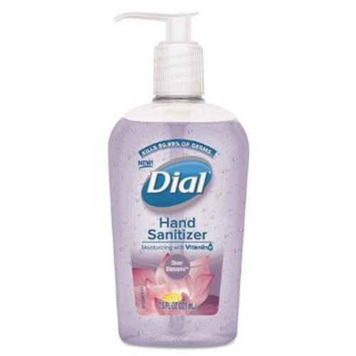 Dial Hand Sanitizer Sheer Blossoms