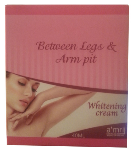 A'mrij Between Legs & Armpit Whitening Cream 40ML shop online in pakistan