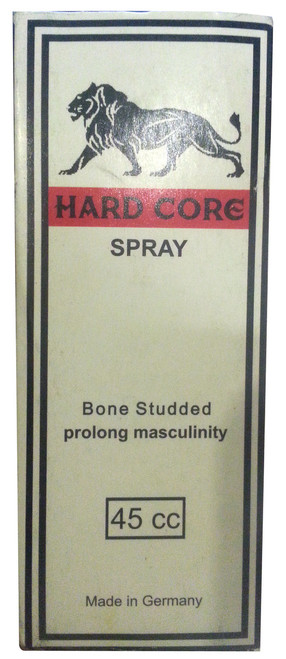 Hard Core Delay Spray Men 45ML original men spray imported