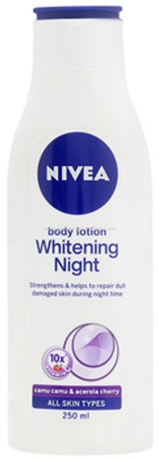 Nivea Body Lotion Whitening Night 250ML