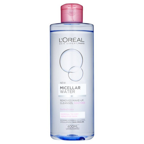 L'Oreal Paris Micellar Cleansing Water 400ml shop online in pakistan