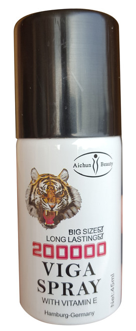 Aichun Beauty Men Delay Spray Viga 200000 shop online in pakistan