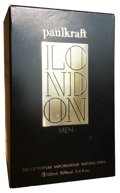 Paul Kraft London Men Eau De Perfume 100ml best men perfume in pakistan