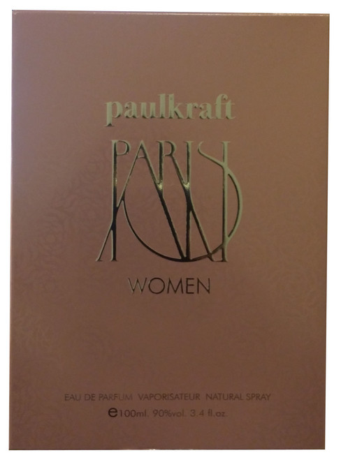 PaulKraft Paris Women Eau De Perfume 100ml best wemen perfume in pakistan