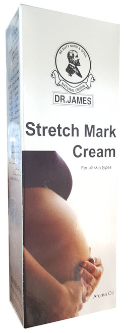 Dr.James Stretch Mark Cream For All Skin Types 200 ML shop online in pakistan