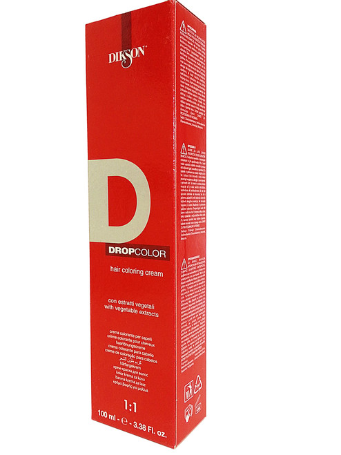 Dikson Drop Color Hair Cream Red Series Bright Red 60 RA