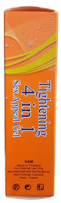 Romantic Tightening 4 in 1 Sex Appeal Gel 50 ML best Gel