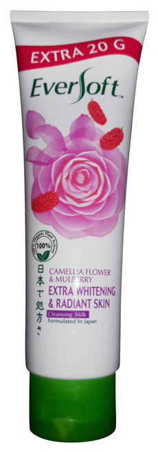 Ever Soft Extra Whitening & Radiant Skin Cleansing Milk Extra 20 G shop online in Pakistan