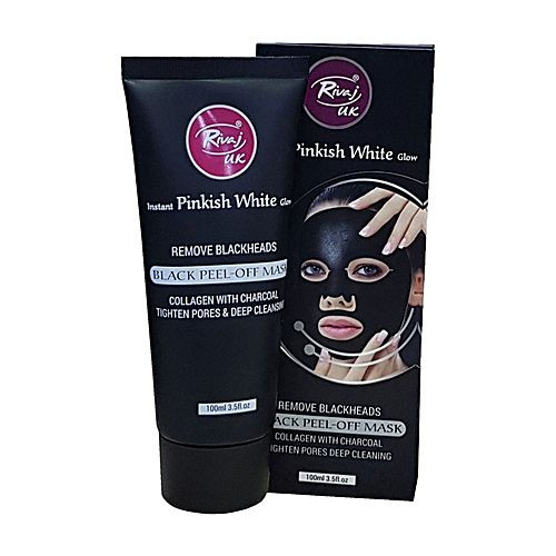 Rivaj UK Charcoal Peel Off Mask 100ml shop online in pakistan