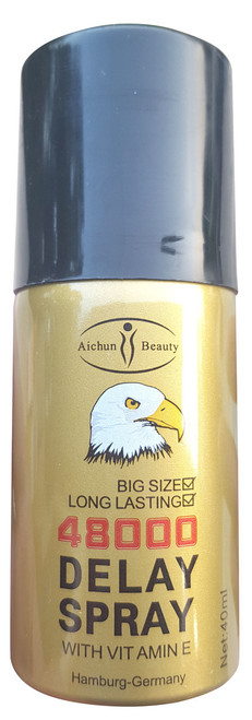 Aichun Beauty 48000 Delay Spray 40ml best men delay spray