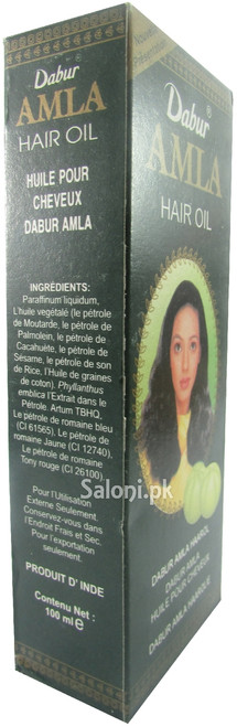 Dabur Amla Hair Oil for Beautiful Hair 100 ML