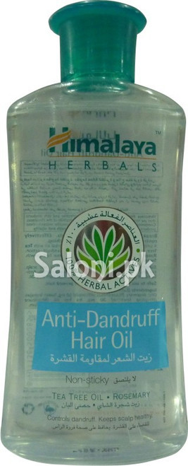 Himalaya Herbal Anti-Dandruff Hair Oil