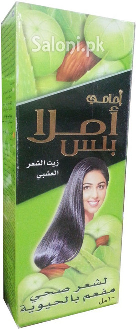 Emami Amla Plus Herbal Hair Oil 100 ML