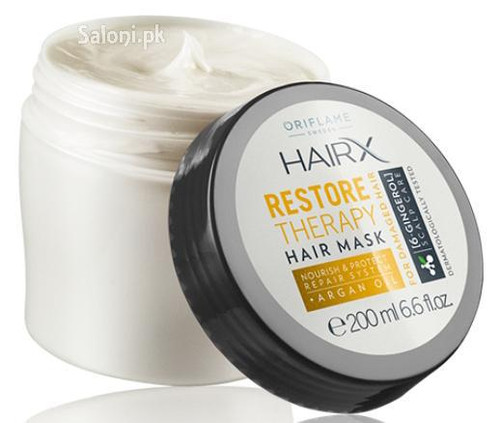 Oriflame Hairx Restore Therapy Hair Mask for Damaged Hair