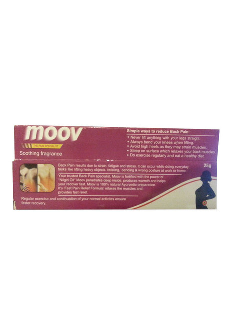 Moov The Pain Specialist 25 Grams