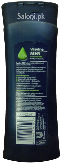 Vaseline Men Fast Absorbing Body Lotion