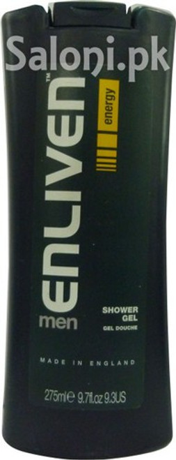 Enliven Men Shower Gel Energy