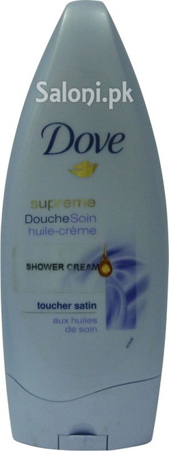 Dove Supreme Shower Cream