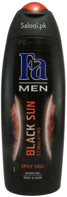 Fa Men Black Sun Shower Gel