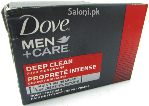 Dove Men Care Deep Clean Body and Face Bar