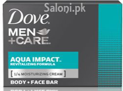 Dove Men + Care Aqua Impact Body And Face Bar