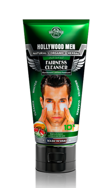 Hollywood Men Fairness Cleanser 150 ML