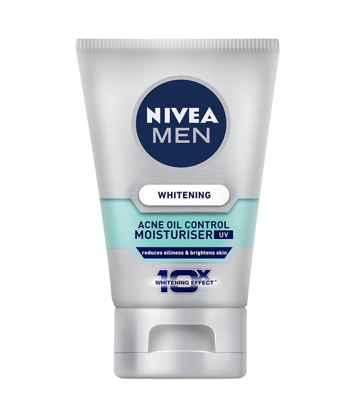 Nivea For Men Whitening Oil Control Moisturizer 40 ML shop online nivea men genuine products in pakistan