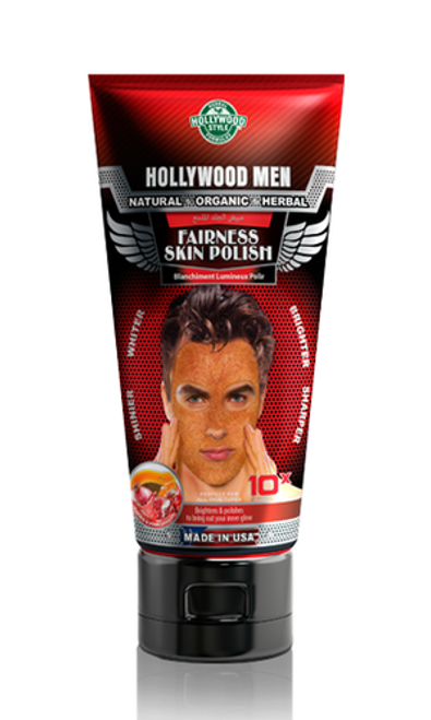 Hollywood Men Fairness Skin Polish 150 ML