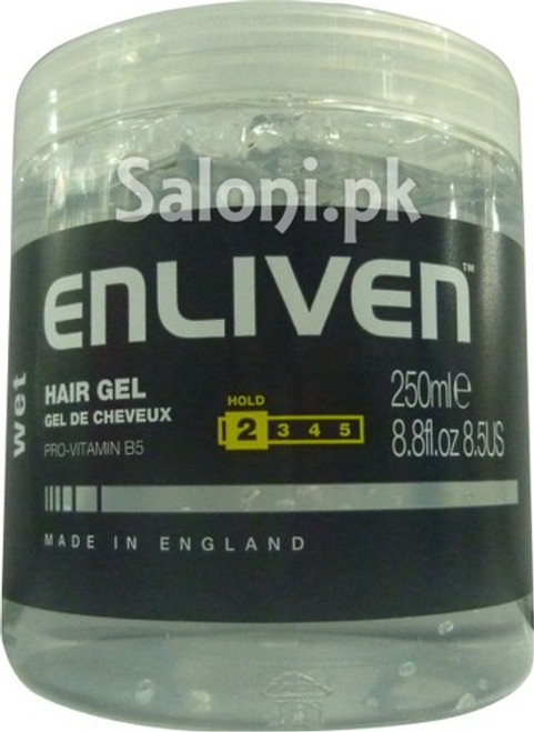 Enliven Hair Gel Wet
