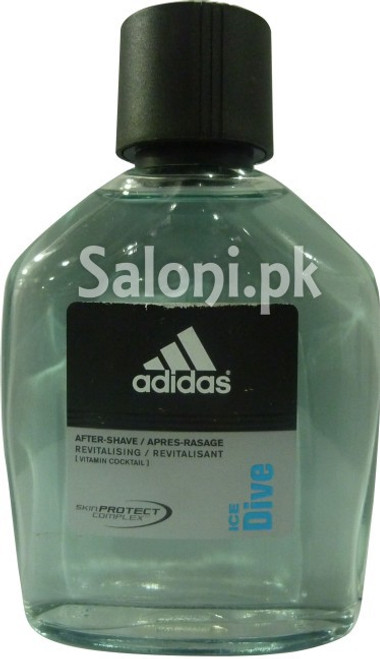 Adidas After Shave Revitalising Ice Dive