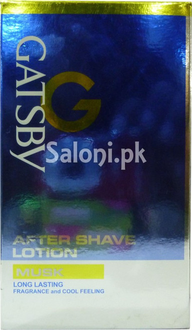 Gatsby After Shave Lotion Musk