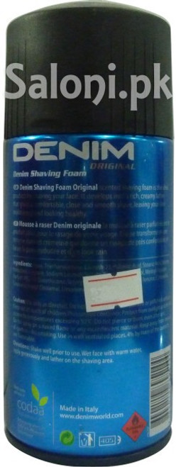 Denim Shaving Foam Original 300 ML