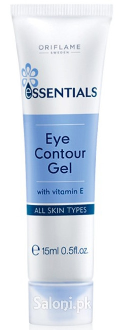 Oriflame Essentials Eye Contour Gel with Vitamin E