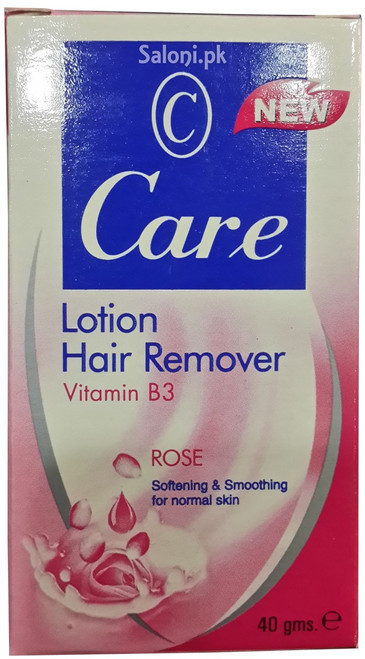 Care Rose Hair Remover Lotion