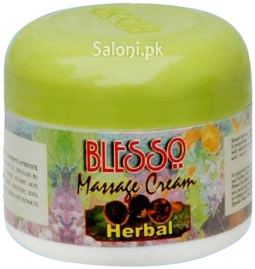 Blesso Massage Cream With Herbal