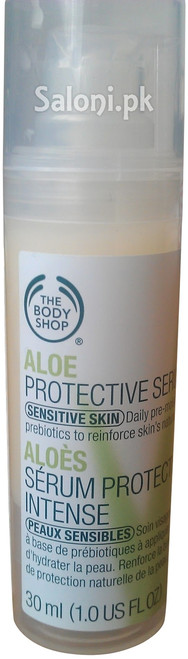 The Body Shop Aloe Protective Serum