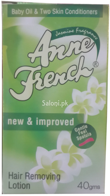 Anne French Jasmine Fragrance Hair Removing Lotion