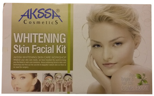 Akssa Whitening Skin Facial Kit