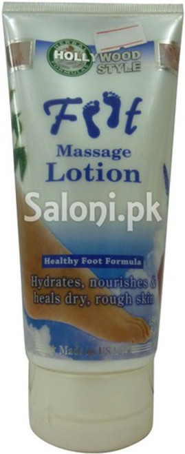 Hollywood Style Feet Massage Lotion 150 ML