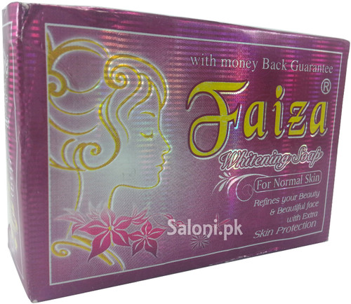 Faiza Whitening Soap