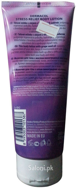 Dermacol Aroma Ritual Stress Relief Body Lotion 200 ML