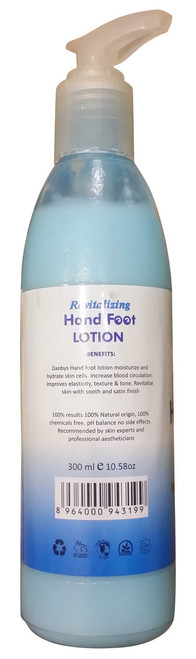 Danbys Ocean Plus Revitalizing Hand Foot Lotion