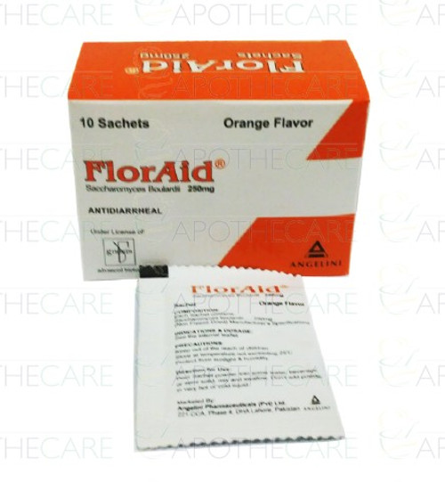 Floraid Powder Sachets