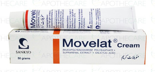 Movelat Cream 50 Grams