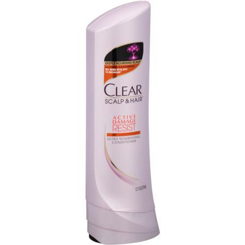 Clear Scalp & Hair Active Damage Resist Nourishing Conditioner