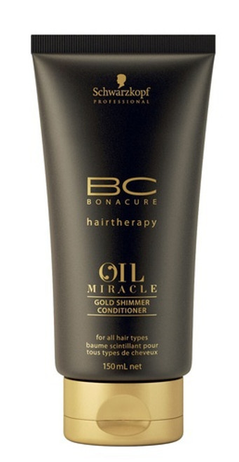 Schwarzkopf BC Bonacure Oil Miracle Gold Shimmer Conditioner