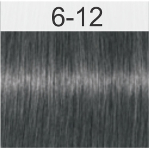 Schwarzkopf Igora Royal Hair Natural Colour Dark Blonde Cendre Ash 6-12