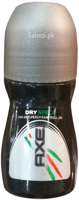 Axe Dry Africa 24h Anti-Perspirant Roll On